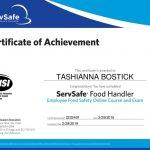 گواهینامه مدیریت مواد غذایی چیست؟